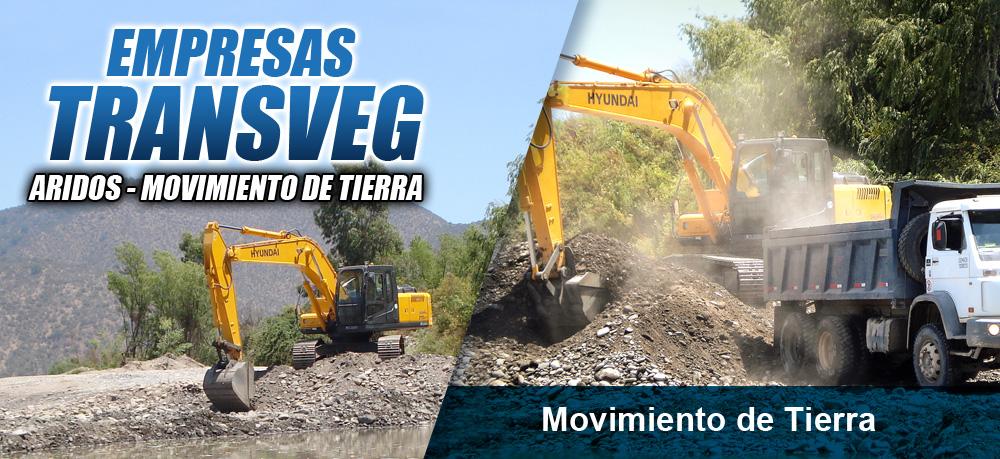 MOVIMIENTO DE TIERRA TRANSVEG