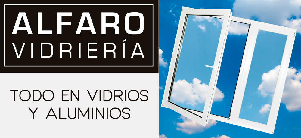 ALFARO VIDRIERÍA