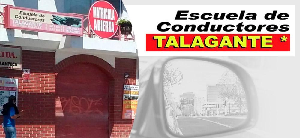 """ESCUELA DE CONDUCTORES TALAGANTE - SEDE MELIPILLA - ESPECIALISTAS EN """"CLASE B"""""""