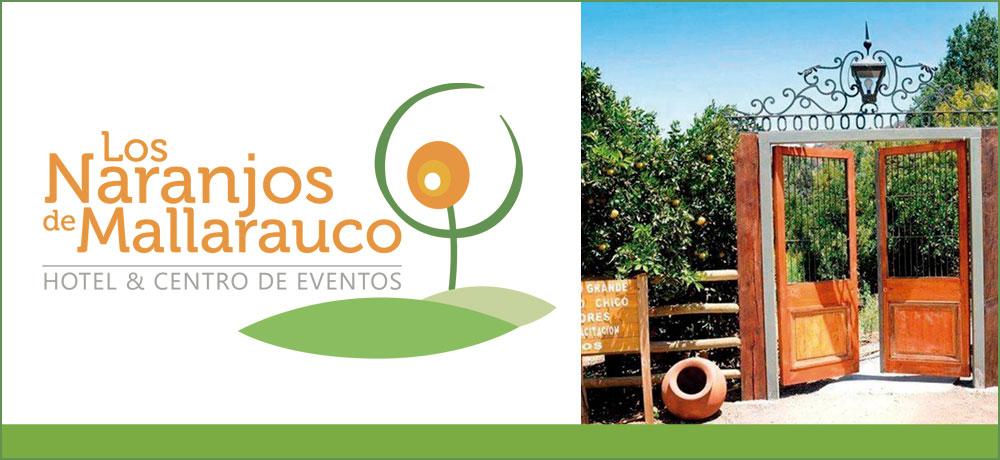 LOS NARANJOS DE MALLARAUCO (Hotel & Centro de Eventos)