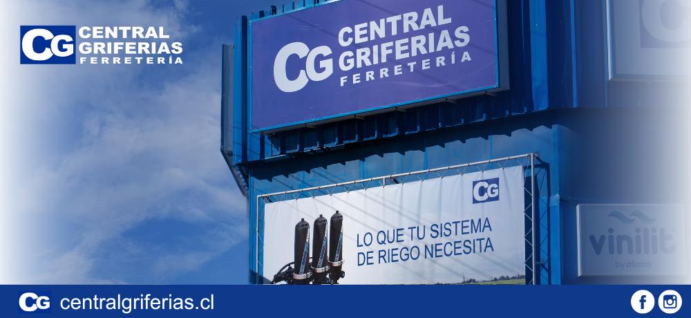 CENTRAL GRIFERÍAS