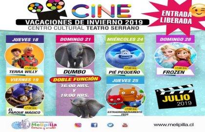 VACACIONES DE INVIERNO 2019